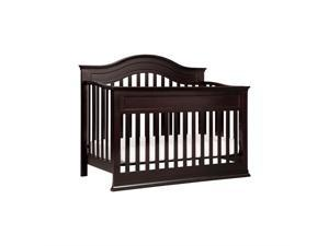 DaVinci Brook 4-in-1 Convertible Crib, Dark Java - M4401DJ