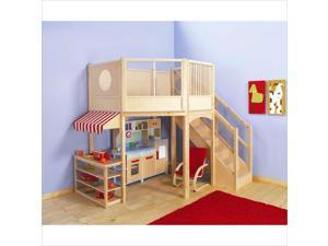 Orbelle Bunk Beds BB 450/39-N Natural - BB450-39N