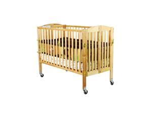 Dream on Me Folding Full Size Convenience Crib - 672-N