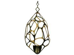 Kalco Fossil 1 Light 1 Light Pendant, Bronze - 6560BZ