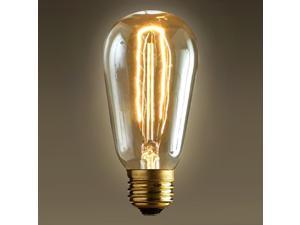 LumiSource 60-Watt Classic Edison Bulb