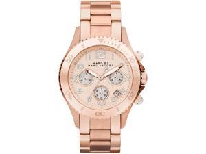 Marc by Marc Jacobs Stainless Steel Pink Quartz Watch MBM3156