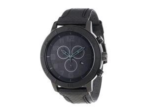 Drive From Citizen Eco-Drive BRT 3.0 Black Leather Unisex Watch AT2205-01E
