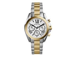 Michael Kors Bradshaw Chronograph Two Tone Womens Watch MK5912