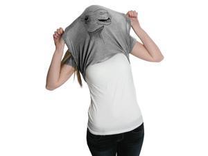 Women's Camel Flip T Shirt Hump Day shirt funny flipover tee for women XL