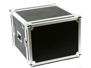 OSP SC8U-20 8 Space ATA Shock Mount Amp Rack Case