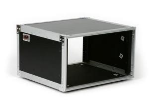 OSP TAC6U-18 6 SPACE DELUXE STUDIO RACK Case