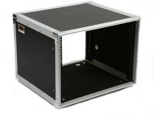 OSP TAC8U-18 8 SPACE DELUXE STUDIO RACK Case