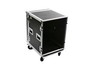OSP RC14U-20 14 Space ATA Amp Rack Case w/Casters