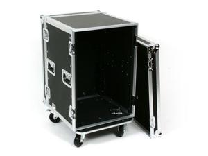OSP RC16U-20 16 Space ATA Amp Rack Case w/Casters