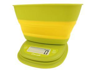 Escali Pop Scale Garden Yellow
