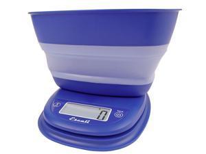 Escali Pop Scale Frost Blue