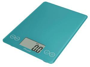 Escali Arti Kitchen Scale Peacock Blue