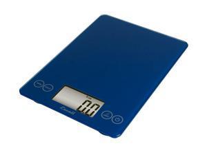 Escali Arti Digital Scale - Slim - Blue