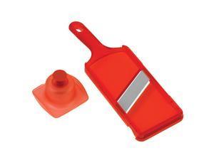 Kuhn Rikon Dual Slice Mandoline Red