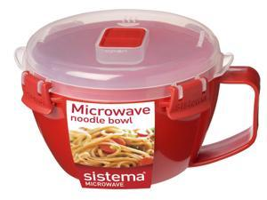 Sistema Klip It Microwave Noodle Bowl