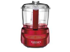 Cuisinart 3 Cup Mini Food Processor Metallic Red