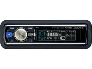 Alpine RUX-C800 Digital Sound Processor Remote