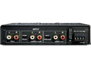 Kicker FRONT ROW (12 ZXDSP1) 6-Ch Digital Signal Processor