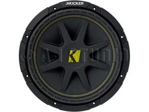 "Kicker 10 C8 4-Ohm 8"" Comp Series Subwoofer"