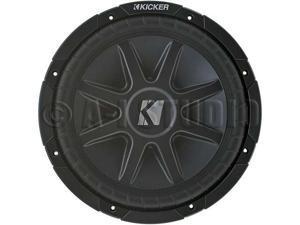 """Kicker 10 CVR12 4-ohm 12"""" CompVR Series Subwoofer"""
