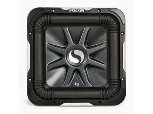 "Kicker 11 S15L7 2-ohm 15"" Solo-Baric Car Subwoofer"