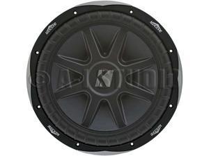 "Kicker 10 CVX12 4-Ohm 12"" CompVX DVC Subwoofer"