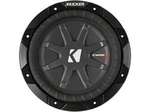 """Kicker 40CWRT82 8"""" CompRT Car Subwoofer"""