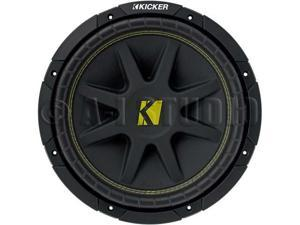 "Kicker 10 C10 4-Ohm 10"" Comp Series Subwoofer"