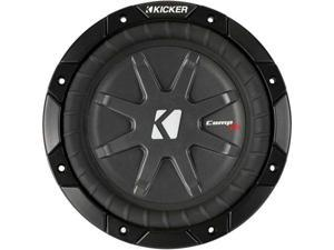 "Kicker 40CWRT672 CompRT 6-3/4"" Car Subwoofer - Each (Black)"