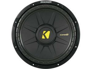 "Kicker 40CWS124 12"" CompS Car Subwoofer"