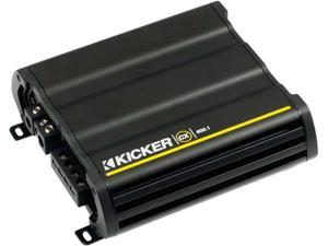Kicker CX600.1 Monoblock Amplifier - Each (Black)