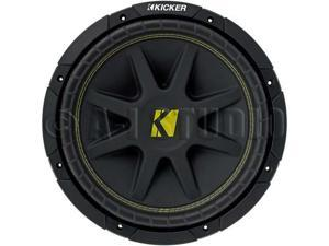 "Kicker 10 C12D 4-Ohm 12"" Comp Series Subwoofer"