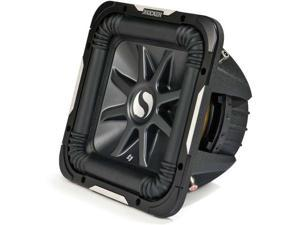 "Kicker 11 S12L7 2-ohm 12"" Solo-Baric Car Subwoofer"