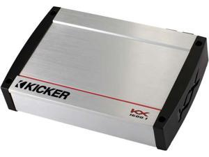 Kicker 40KX1600.1 Mono Car Amplifier