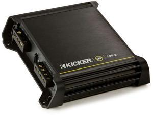 "Kicker 11DX125.2+41KSC654 2-Ch Amplifier w/ 6-½"" Spkrs"