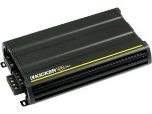 Kicker 12CX3004 4-Channel CX-Series Car Amplifier - Each (Black)
