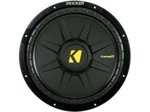 "Kicker 40CWD124 12"" CompD Car Subwoofer"
