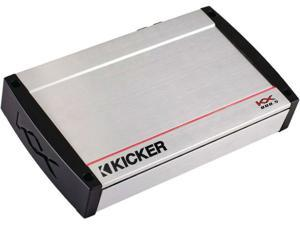 Kicker 40KX800.5+PKD4 5-Channel Amplifier w/ Amp Kit