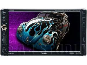 Soundstorm DD888 In-Dash CD/DVD Receiver