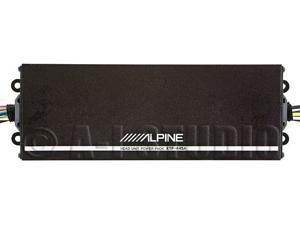 Alpine KTP-445A 4-channel Power Pack Amplifier