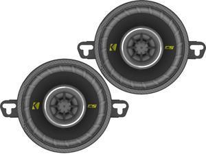 "Kicker 40CS354 3-½"" 2-way Car Speakers"