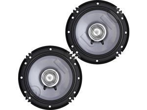 "Kenwood KFC-C1655S 6-½"" Dual Cone Car Speakers"