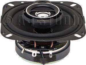 """Kenwood KFC-1095PS 4"""" 3-Way Car Speakers"""