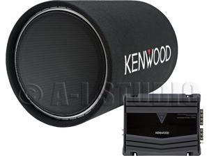 "Kenwood P-W130TB 12"" Subwoofer with Amplifier"