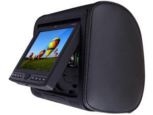 """Dual DVH904HD 9"""" Headrest Monitor with DVD"""