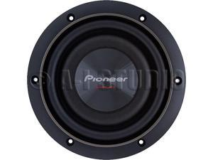 """Pioneer TS-SW2002D2 8"""" Shallow Mount Subwoofer"""