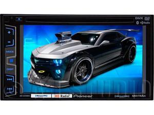 Pioneer AVH-X3700BHS In-dash DVD/CD/MP3 Receiver
