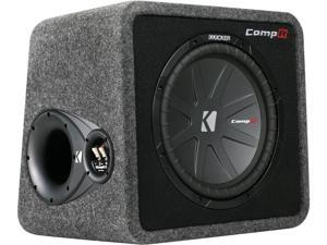 "Kicker VCWR122 (40VCWR122) 12"" Single Subwoofer Enclosure"