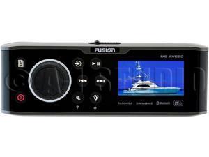 Fusion MS-AV650 CD/MP3/iPod Marine Receiver